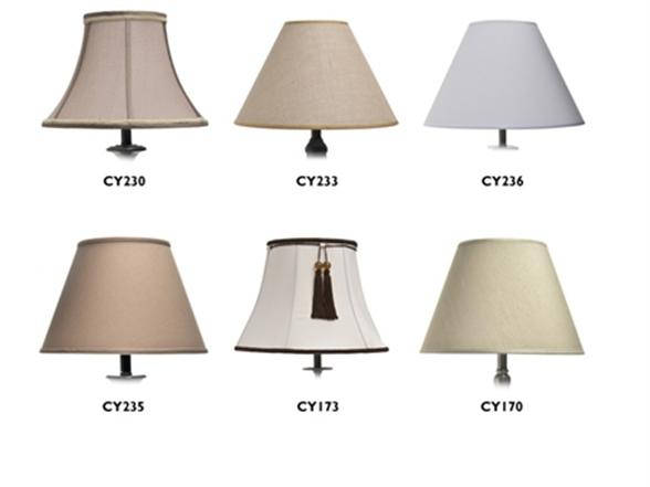 Legacy Home Table Lamp Shades