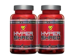 BSN Hyper Shred, 180 Count