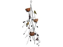 "Galt 32"" Metal Branch & Nest Wall Decor"