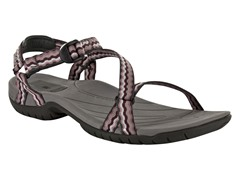 Teva Women's Zirra Sandals - Maat Brown