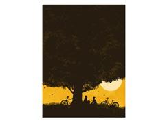 Budi Satria Kwan Under Giant Oak Tree