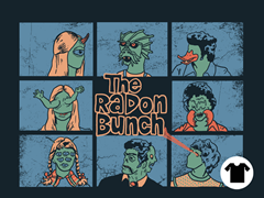 The Radon Bunch
