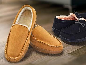 Men's Slippers Just Got Cheaper!
