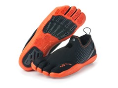 Men's Emergence, Black/Orange (Size 7,8)
