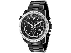 Swiss Legend Men's World Timer Chronograph