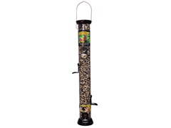 Droll Yankees 24in Tube Sunflower Feeder