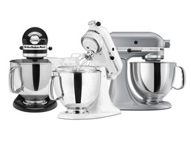 KitchenAid Stand Mixer - 11 Colors