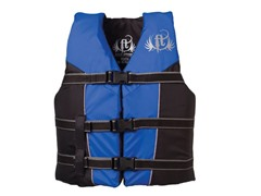 Youth Nylon Water Sports Vest - Blue