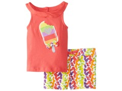 KHQ Popsicle Short Set (12M)