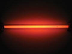 15-Inch Neon Tube, Red