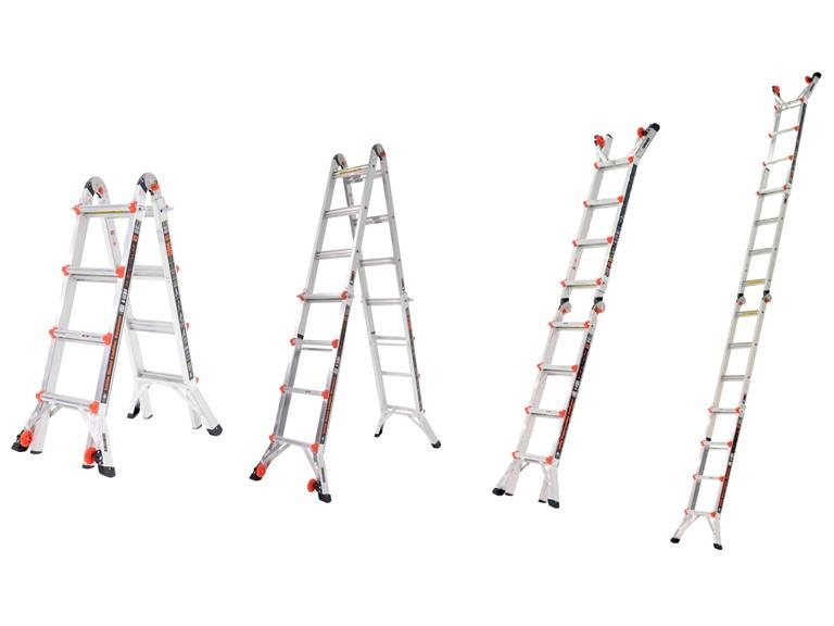 Little Giant Helium 17' Type 1 Ladder