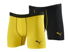 Puma Tech Trunk 2pk - Yellow/Blk (6-14)