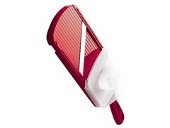 Adjustable Slicer with Handguard - Red