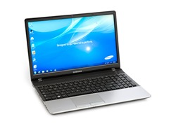 "Samsung 15.6"" AMD Quad-Core 4GB DDR3"
