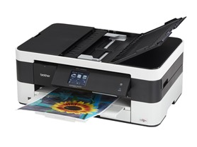 Brother Wireless Color Inkjet AIO Printer