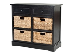 Herman Storage Unit - Black