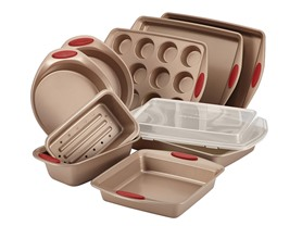 Rachael Ray 10-Pc Nonstick Bakeware Set