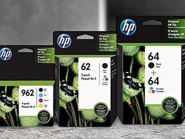 New Open-Box HP Ink Bundles