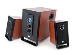 QFX Bluetooth 2.1CH Multimedia Speakers
