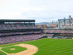 Safeco Field, Seattle Mariners