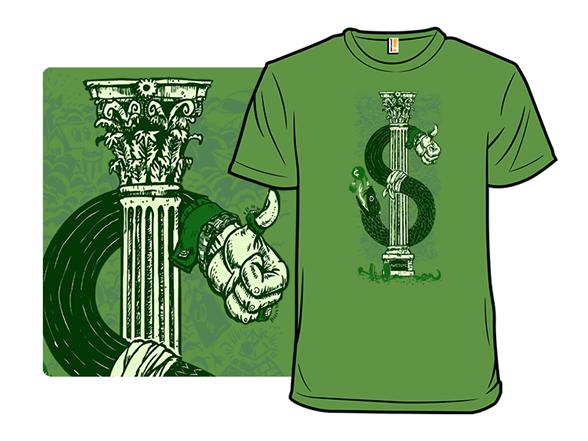 Image of $ T Shirt