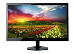 "AOC 22"" 1080p LED USB-Powered Monitor"