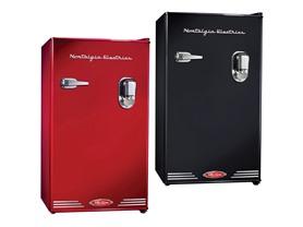 Nostalgia Electrics 3.0 Cubic Foot Refrigerator