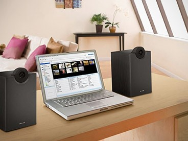 Philips Bluetooth Multimedia Speakers