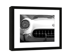 Framed Royal Corvette