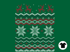 Ugly Holiday Sweater 2007