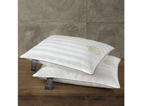 Behrens England 1000 Thread Count Luxury Sleep Pillow 2 Pack