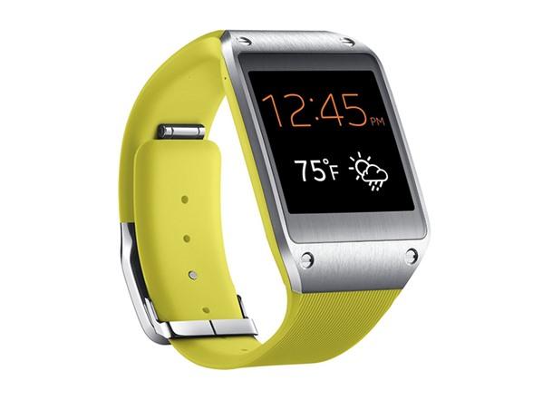 Samsung Galaxy Gear Smartwatch 5 Colors