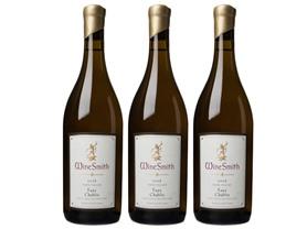 3-Pk. WineSmith Faux Chablis