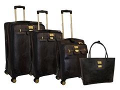 Lizzard 4-Piece Luggage Set