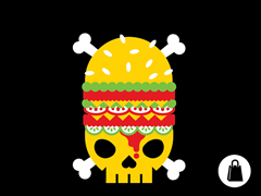 Fast Food Tote
