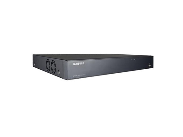 Samsung 16 Ch 4mp Super Hd Nvr Security Cam Sys