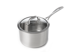 3-Quart Covered Saucepan
