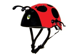 Raskullz Red Buggins Helmet (5+Yrs)