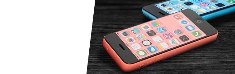 Unlocked iPhones