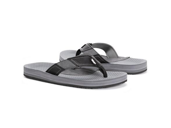 8296457e54e Muk Luks Men s Mason Flip Flops