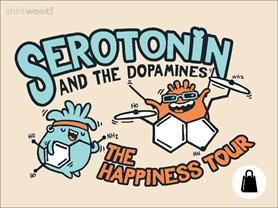 Serotonin & the Dopamines Tote