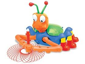 Doodle Bug Spiral Art Drawing Robot