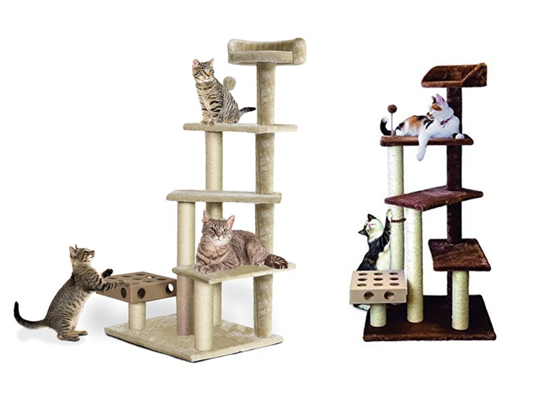 Furhaven Cat Trees (Your Choice)