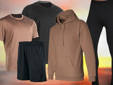 Champion Tactical Men's and Women's Apparel