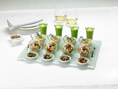 25-Piece Appetizer Set