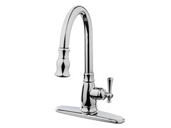 Varismo Pull-Down Faucet, Chrome
