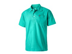 Toasting Man Polo - Mint