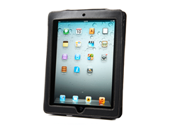 MEElectronics Leather Case for iPad