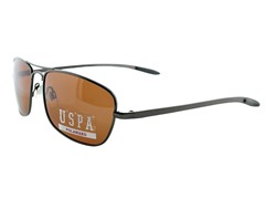 Polarized Accomplice Sunglasses, Brown