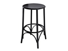 "Carolina Cottage Black Thomas 24"" Stool"